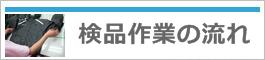 中国のアパレル検品会社、春野検品の作業工程