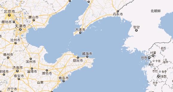 山東省威海の地理